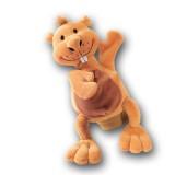 Beleduc Hand Puppet Beaver - 40281