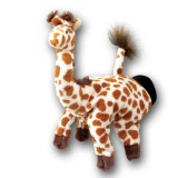 Beleduc Handpuppe Giraffe
