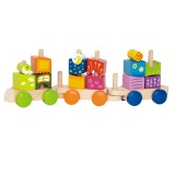 Hape Fantasia Blocks Train - E0417
