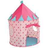 Roba children's tent pink 69004