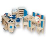 Goki Doll's furniture, Kitchen 51907