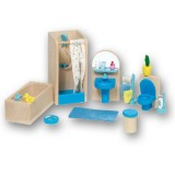 Goki Doll's furniture, bathroom 51903