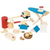 Accessori cucina, 19 pezzi