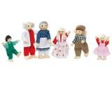 Goki Wyginające się lalki — Rodzina ze wsi