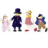 Goki Wyginające się lalki — Kupiecka rodzina