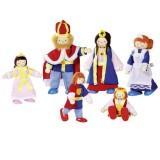 Goki Wyginające się lalki — Rodzina królewska