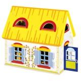 Goki Puppenhaus Cottage mit Zubehör