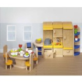 Goki Puppenhausmöbel Küche Design