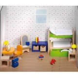 Goki Puppenhausmöbel Kinderzimmer Design
