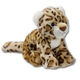 Heunec Stofftier Leopard Baby