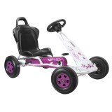 Ferbedo Go-Cart Tourer white/ pink