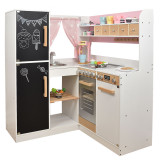 Sun Kinderküche Paris, rosa