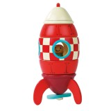 Janod Magnetbausatz Rakete 05207