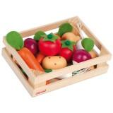 Janod Gemüsekiste 12 Früchte