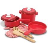 Melissa & Doug Kochset für die Kinderküche