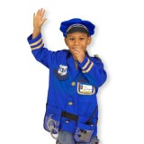 Melissa & Doug 14835 POLICE OFFICER COSTUME
