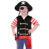 Melissa & Doug 14848 Costume de pirate