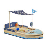 Sun Sandkasten Sternen-Schiff
