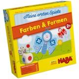 HABA Mis primeros juegos – Colores y Formas 4652