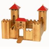 Drewart kleines Schloss mit roten Dach