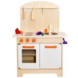 Glow2B Kinderküche, weiss  inklusive Zubehör