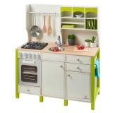 MUSTERKIND® Spielküche Salvia creme / grün