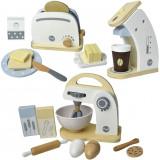 Meppi Haushaltsgeräte-Set Toaster, Kaffeemaschine  & Mixer