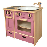 Drewart Kinderküche Landhaus, rosa