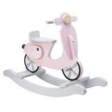 Kids Concept Schaukel-Scooter, rosa