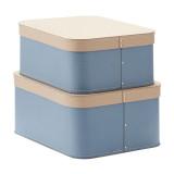 Kids Concept Schuhboxen, blau