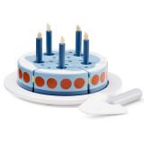Kids Concept Geburtstagskuchen blau