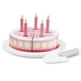 Kids Concept Geburtstagskuchen rosa