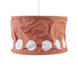 Kids Concept Lampenschirm Dot dunkelapricot