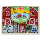 Melissa & Doug Wooden Farm Blocks