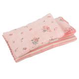Maileg Puppenhausmöbel Bettwäsche für Puppenwagen - Rose