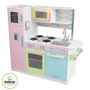 Kidkraft Pastellfarbene Küche Uptown - AUS RETOURE (2)