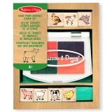 Melissa & Doug 11639 Baby farm animals stamp set
