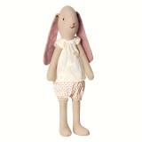 Maileg Mini Bunny, helles Hasenmädchen in Unterwäsche