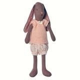 Maileg Mini Bunny, braun, Mädchen in Unterwäsche