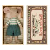 Maileg Bruder-Maus in Schachtel
