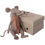Maileg Cool Rat - grau