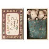 Maileg  Baby-Mäuse, Zwillinge