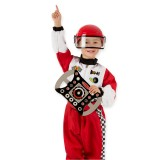Melissa & Doug Race Car Driver Costume