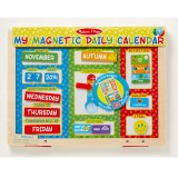 Melissa & Doug calendario meteo in inglese