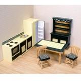 Melissa & Doug Puppenhausmöbel Küche