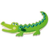 Haba Fädeltier Krokodil