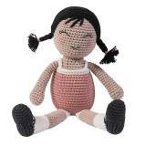 Sebra Häkel-Puppe, Li