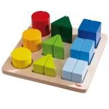 Haba Sortierspiel Farbenzauber