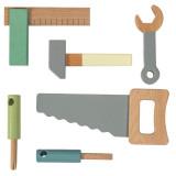Sebra Holzwerkzeug-Set