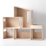 fermliving Miniature Funkis Haus